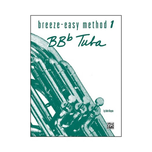 Alfred Breeze-Easy Method for BB-Flat Tuba Book I - image 1 of 1