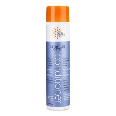 Earth Science Ceramide Care Fragrance Free Conditioner - 10 fl oz