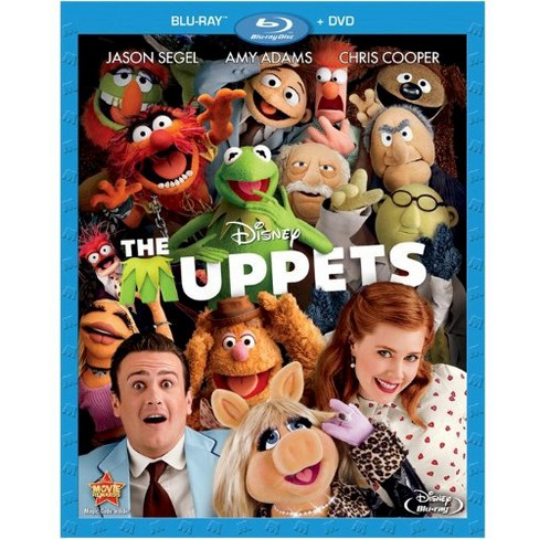 The Muppets (2 Discs) (Blu-ray/DVD) - image 1 of 1