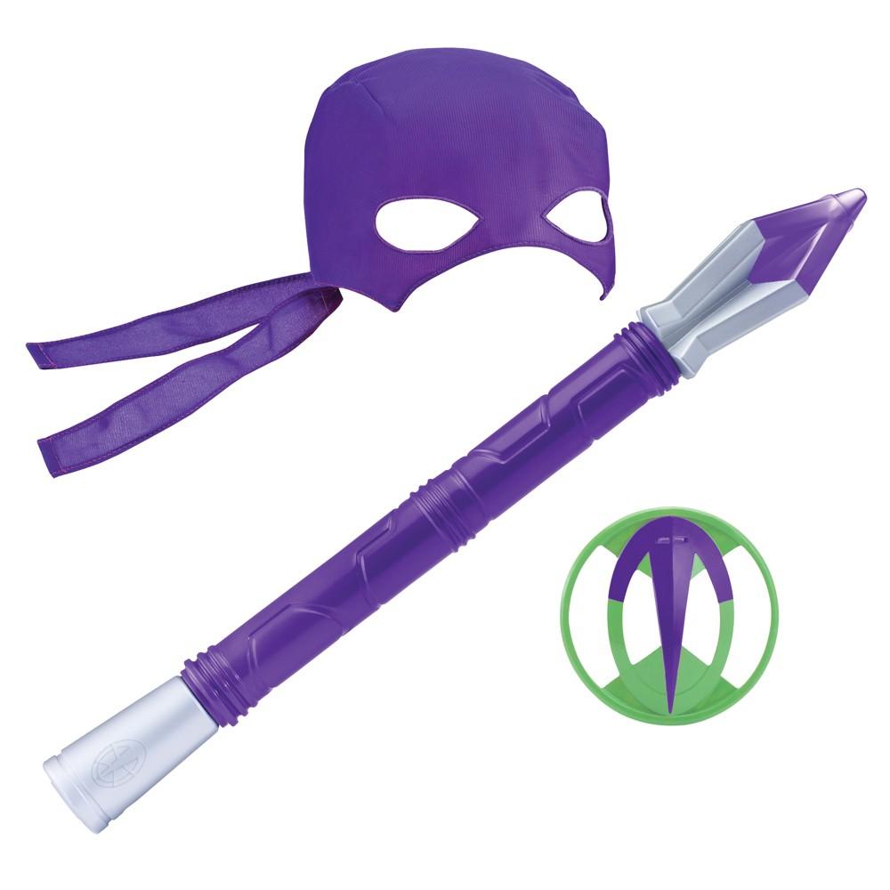 Rise of the Teenage Mutant Ninja Turtles Donatello's Tech-Bo Staff Weapon Role Play