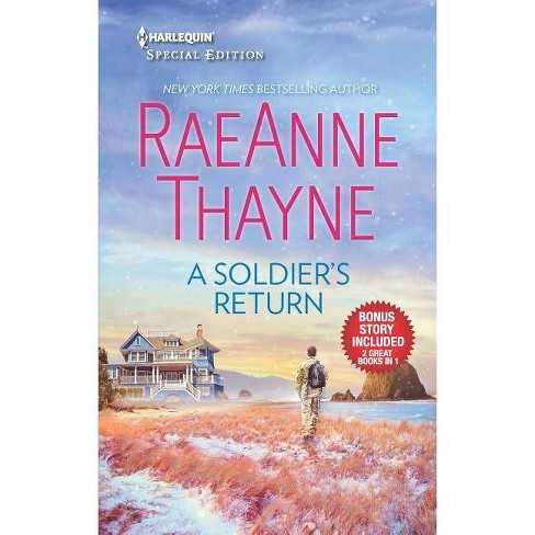 Soldier's Return & the Daddy Makeover -  Original by RaeAnne Thayne (Paperback) - image 1 of 1
