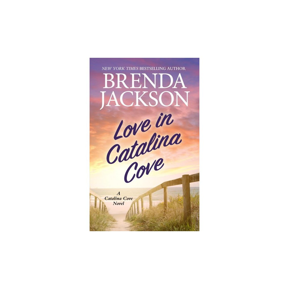 Love in Catalina Cove - Lrg by Brenda Jackson (Hardcover)