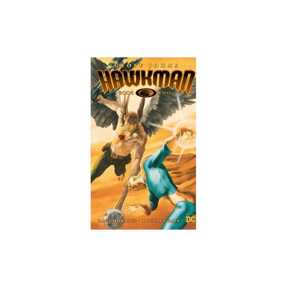 Hawkman 2 - (Hawkman) by Geoff Johns (Paperback)