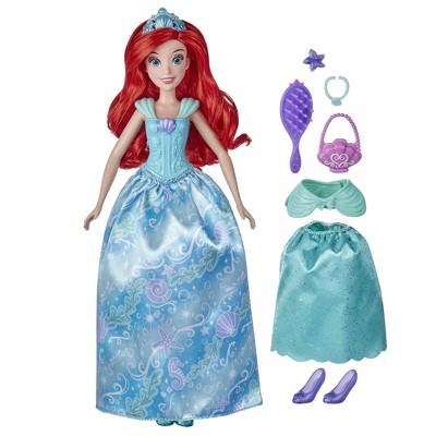Disney Princess Style Surprise Ariel Doll