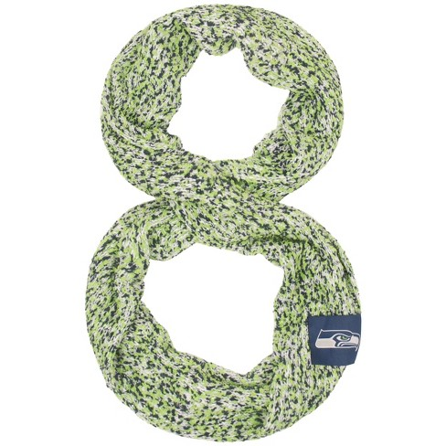 NFL Seattle Seahawks Chunky Infinity Scarf - image 1 of 1