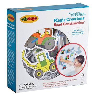 Edushape Magic Creation - Road Construction
