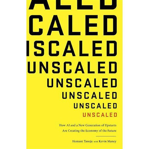 Unscaled - by  Hemant Taneja (Hardcover) - image 1 of 1