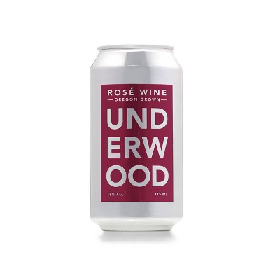 Underwood Rosé Wine - 375ml Can