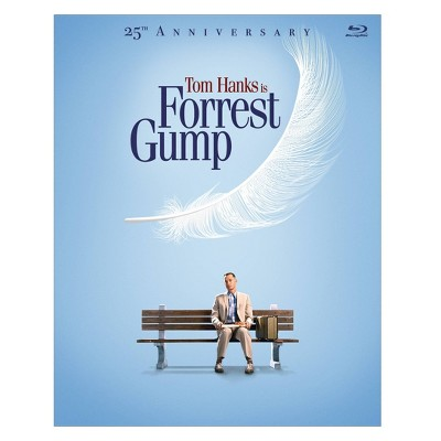 Forrest Gump (25th Anniversary)(Blu-Ray + Digital)
