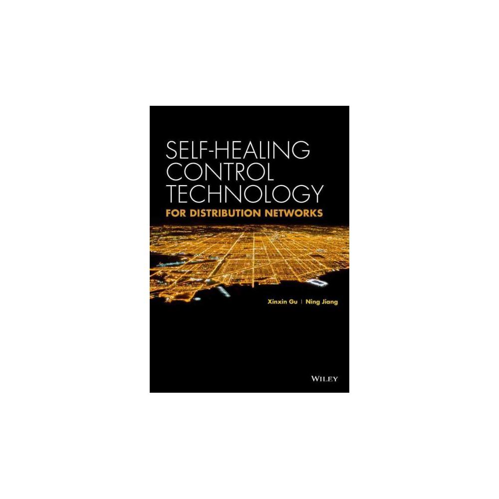 Self-healing Control Technology for Distribution Networks (Hardcover) (Xinxin Gu & Ning Jiang)