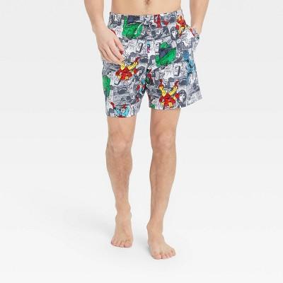 Men's Marvel Avengers Pajama Shorts