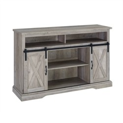 "52"" Modern Farmhouse TV Stand - Saracina Home"