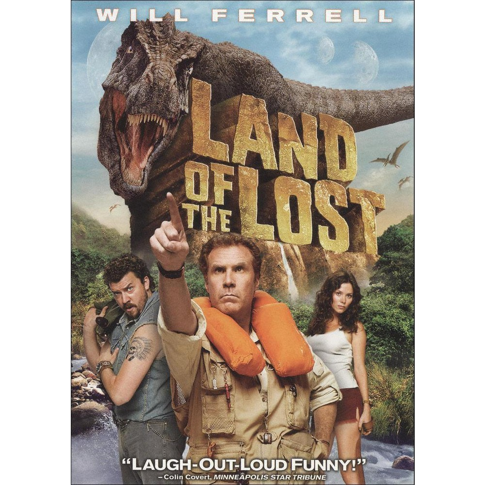 Land of the Lost (dvd_video)
