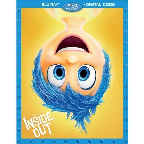 Inside Out (Blu-Ray) - image 1 of 1