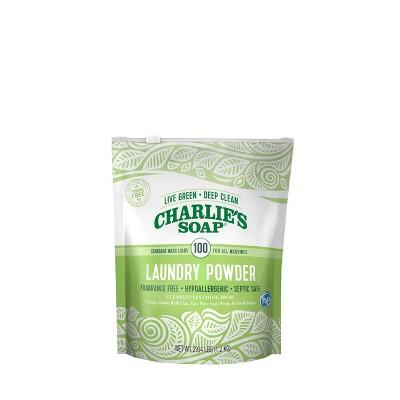 Charlie's Soap Powder