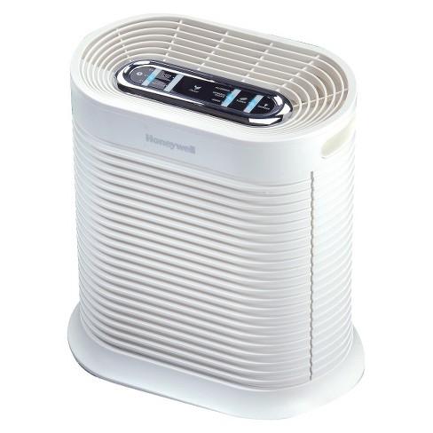 Honeywell HPA105TGTV2 True HEPA Air Purifier White - image 1 of 4
