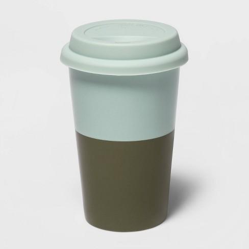11oz Mint Travel Mug With Lid Room Essentials Target