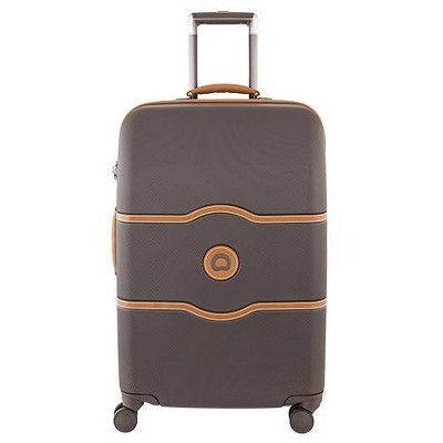 "DELSEY Paris Chatelet Hard 24"" Spinner Suitcase - Chocolate"