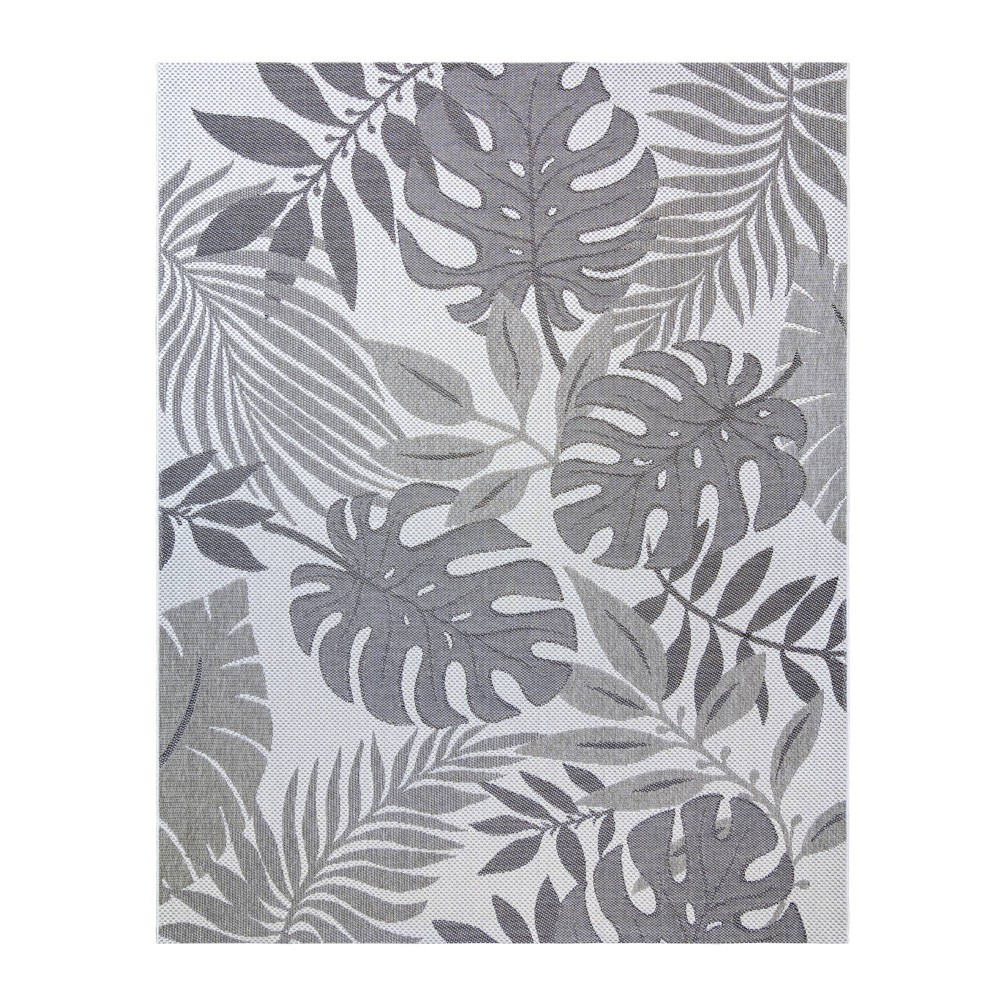 Image of 5'x7' Anaco Outdoor Rug Gray - Studio by Brown Jordan