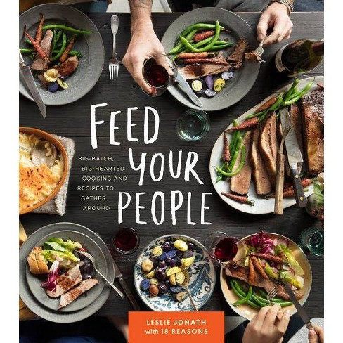 Feed Your People - by  Leslie Jonath (Hardcover) - image 1 of 1