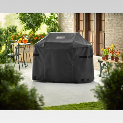Weber Spirit 300 And Spirit Ii 300 Series Grill Cover Black Target
