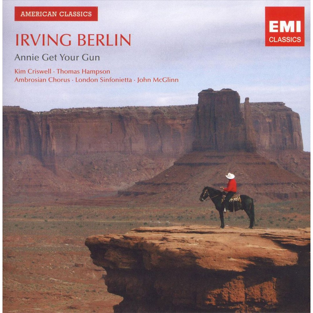 Kim Criswell - Berlin:Annie Get Your Gun (CD)