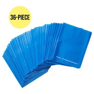 ECR4Kids MessageStor 2-Pocket Parent-Teacher Classroom Communication Folder, 36-Piece Set