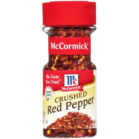 McCormick Red Pepper Dry Spices Crushed - 1.5oz - image 1 of 5
