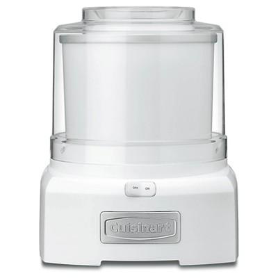 Cuisinart® Automatic Frozen Yogurt & Ice Cream Maker - White ICE-21