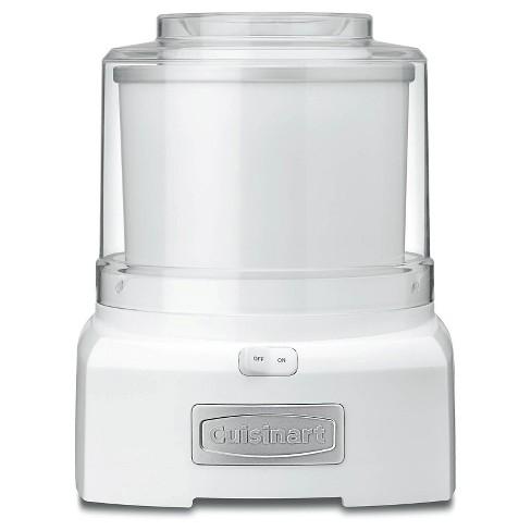 Cuisinart® Automatic Frozen Yogurt & Ice Cream Maker - White ICE-21 - image 1 of 3
