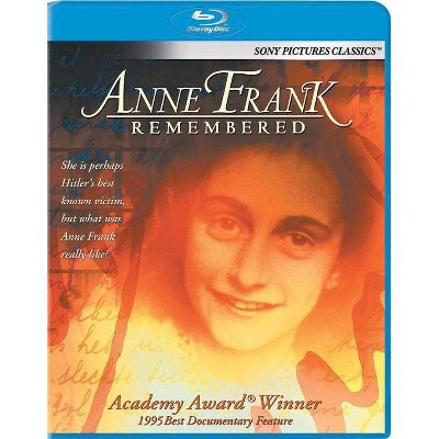 Anne Frank Remembered (Blu-ray)(2020)