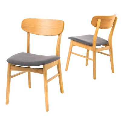 Set of 2 Lucious Dining Chair - Christopher Knight Home