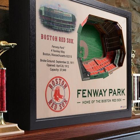 MLB Boston Red Sox Stadium Views Wall Art - Fenway Park