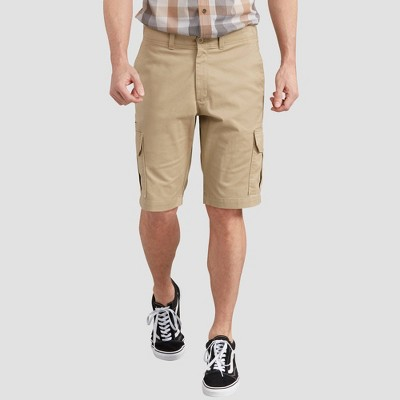 "Dickies Men's X-Series 11"" Active Waist Washed Cargo Shorts"