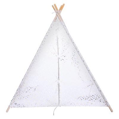 Kids' Tent Gold Foil Star - Pillowfort™
