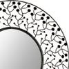Round Tree Of Life Decorative Wall Mirror Bronze - Safavieh - image 4 of 4