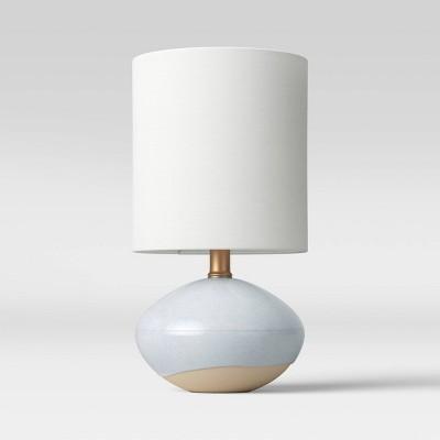 Ceramic Glaze Accent Lamp White - Project 62™