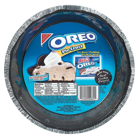 Oreo Pie Crust, 8 inch - 6oz - image 1 of 1
