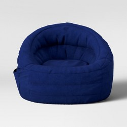Cocoon Bean Bag Chair With Pocket - Pillowfort™