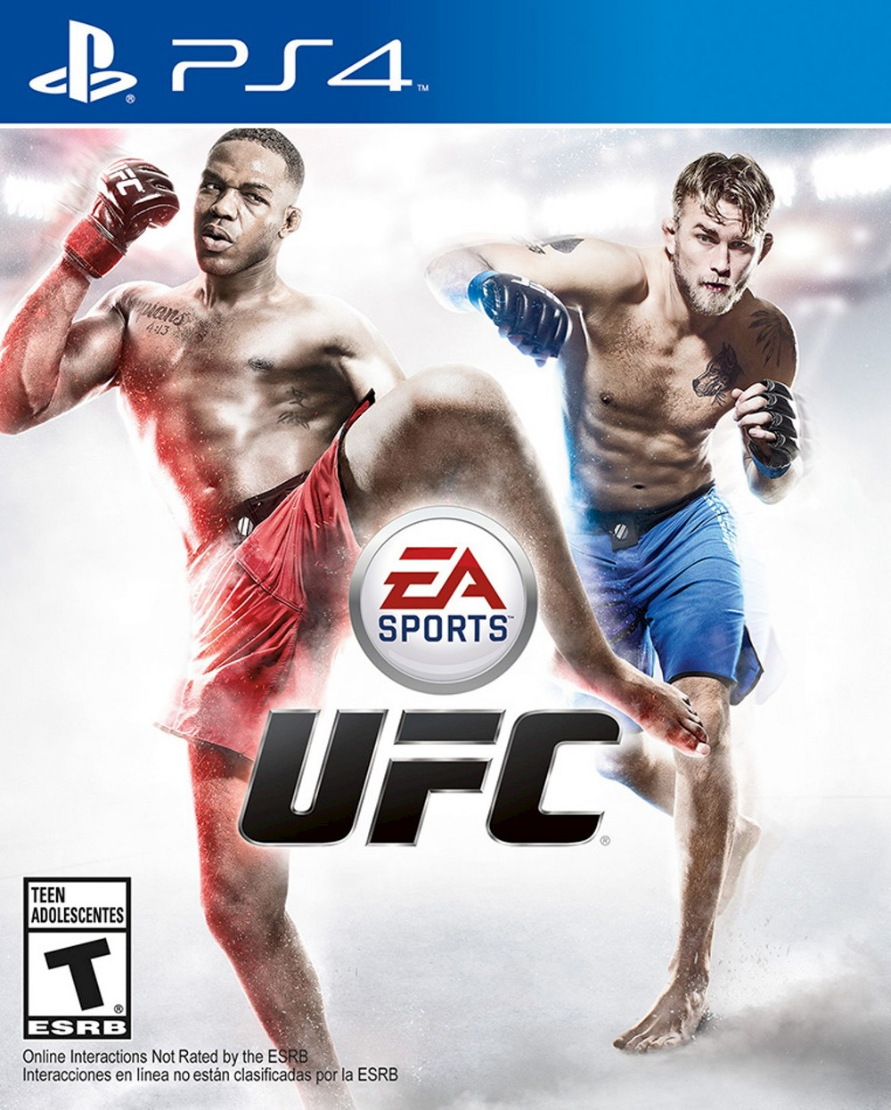 Ufc PlayStation 4, Video Games