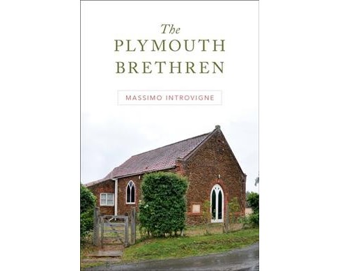 Plymouth Brethren -  by Massimo Introvigne (Hardcover) - image 1 of 1