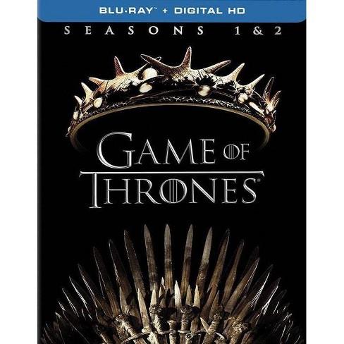 Game of Thrones: Seasons 1 & 2 (Blu-ray) - image 1 of 1