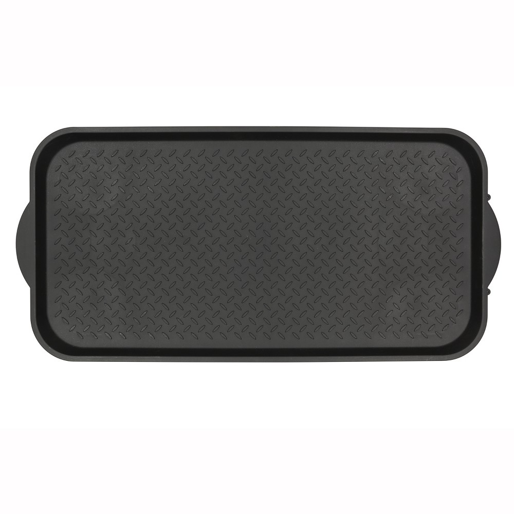 "Image of ""1'7""""X3'3"""" Black Boot Tray Black - Mohawk"""