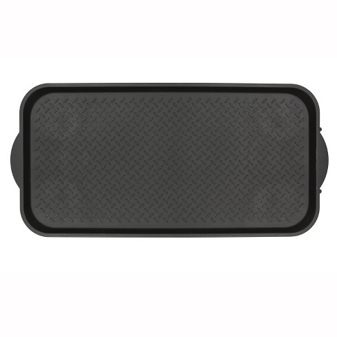 "1'7""X3'3"" Black Boot Tray Black - Mohawk - image 1 of 4"