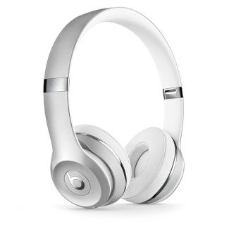 Beats Solo3 Wireless On-Ear Headphones - Silver