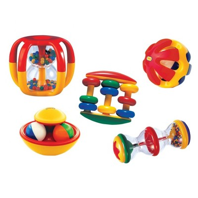 Tolo Baby Rattles Activity Set of 5