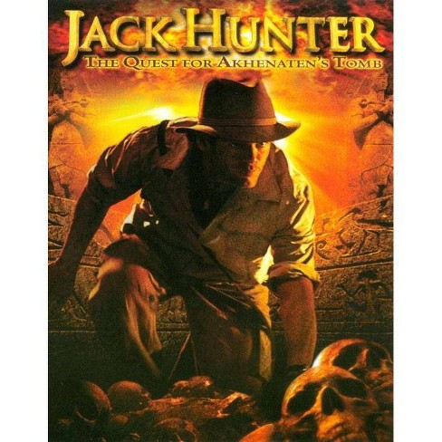 Jack Hunter: The Quest for Akhenaten's Tomb (Blu-ray) - image 1 of 1