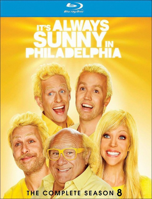 It's always sunny in philadelphia:Ssn (Blu-ray) - image 1 of 1