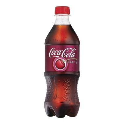 Coca-Cola Cherry - 20 fl oz Bottle