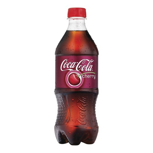 Coca-Cola Cherry - 20 fl oz Bottle - image 1 of 4